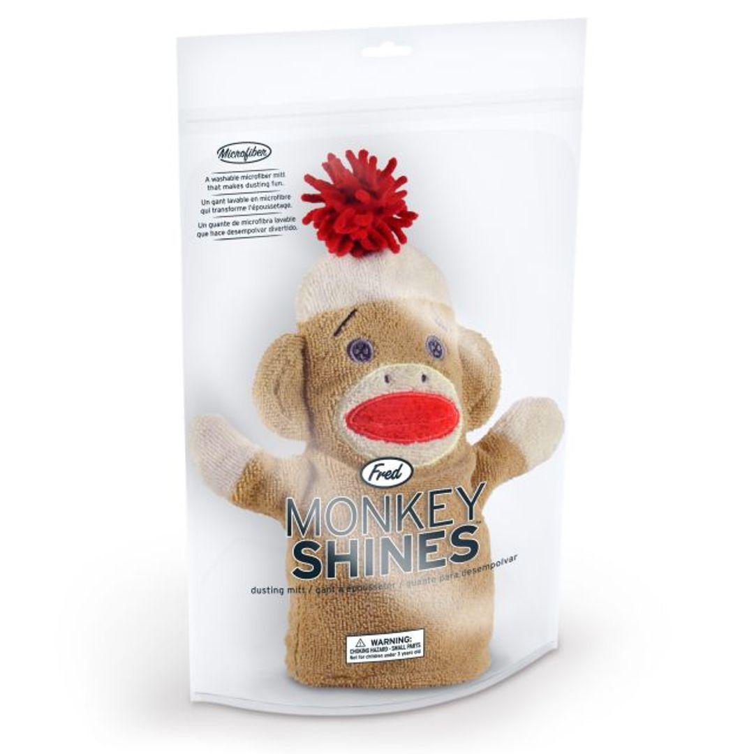 Тряпочка для протирки пыли Обезьянка Monkey Shines