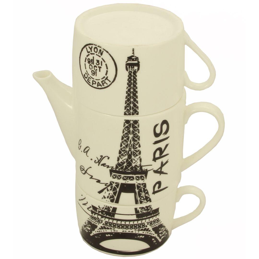 Чайный набор Париж