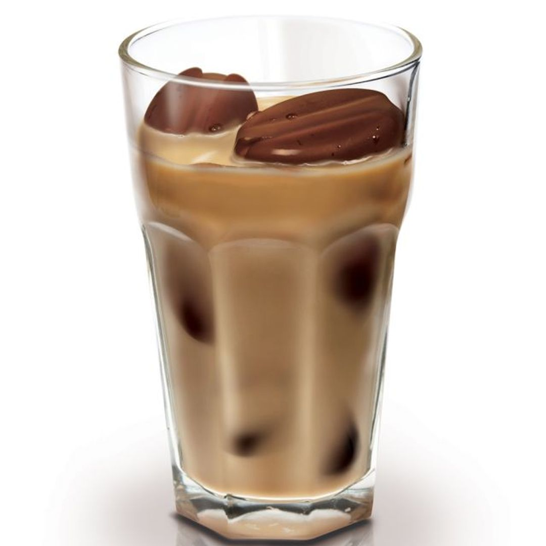 Форма для льда Кофейные зерна Cool Beans Льдинки в стакане
