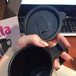Кружка с подогревом от прикуривателя и USB Отзыв