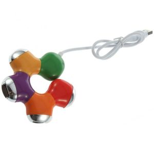 USB Хаб Цветок Трансформер