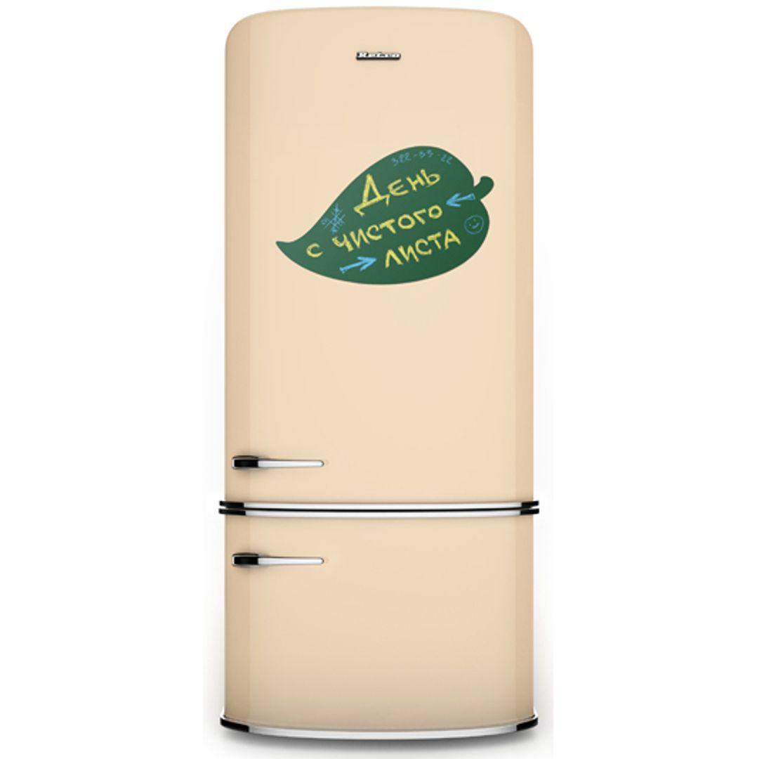 Магнитная доска на холодильник Лист Меломпо