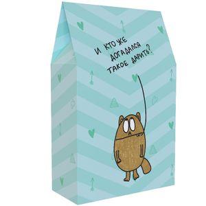 Подарочная коробка И кто же догадался такое дарить?