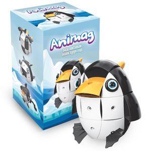 Магнитный конструктор Animag Пингвин