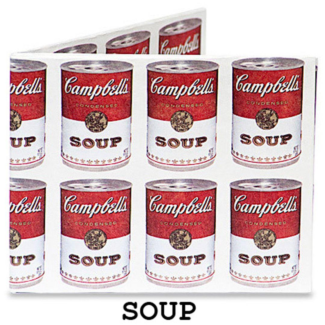 Бумажный Бумажник Mighty Wallet Soup