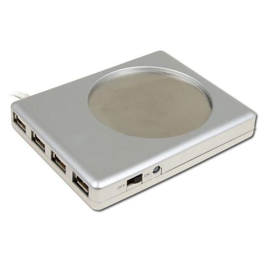 USB Нагреватель с хабом