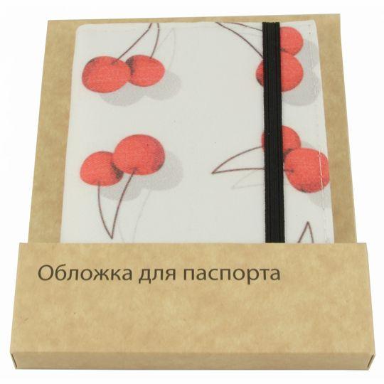 Обложка для паспорта Cherry Упаковка