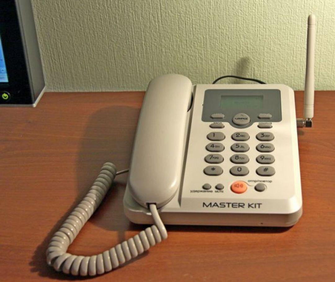 Стационарный Сотовый Телефон MK303