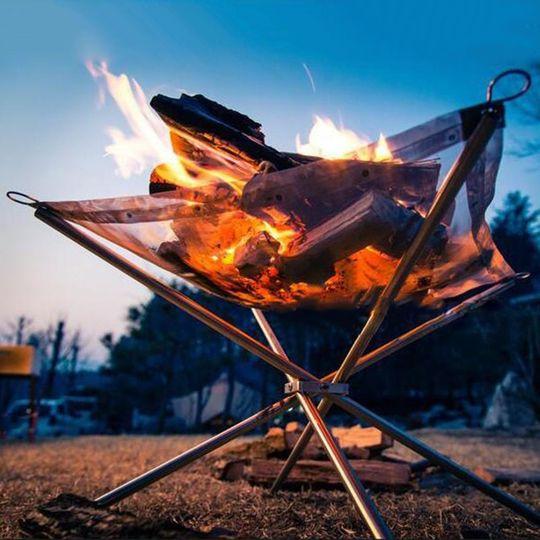Складная подставка для костра Campfire