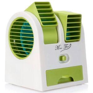 Настольный мини кондиционер Mini fan air conditioning