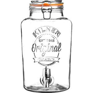 Диспенсер для напитков Kilner Clip Top (5 л)
