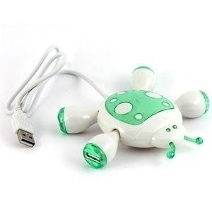 USB Хаб Божья коровка