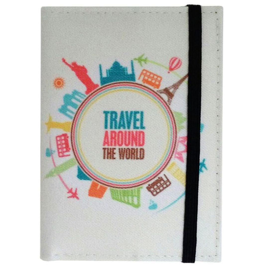 Обложка для автодокументов Travel Around