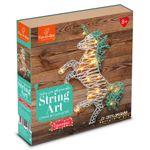 Набор для творчества Стринг Арт с гирляндой Единорог