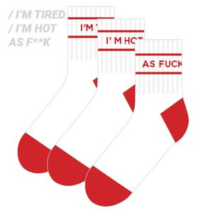 Носки спортивные Есть два стула (10 см, 3 носка)