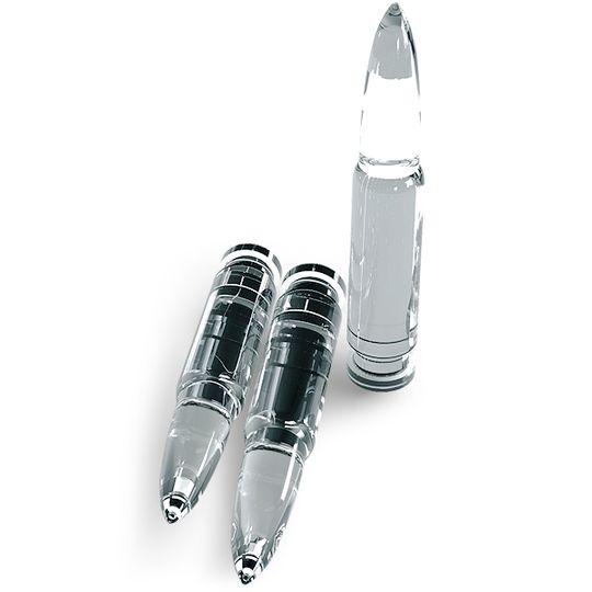Форма для льда Патроны АК-47