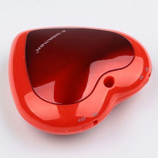 Грелка Зарядное устройство Сердечко