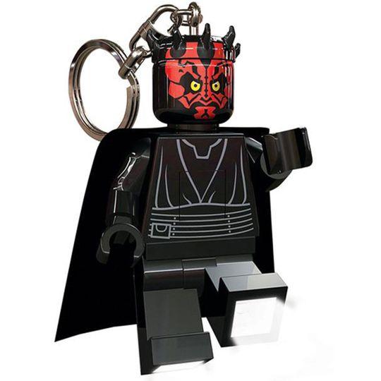 Брелок-фонарик Lego Star Darth Maul