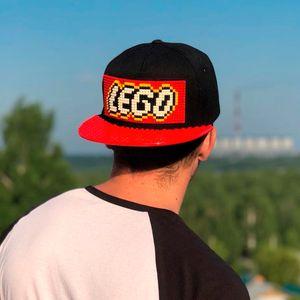 Бейсболка Лего