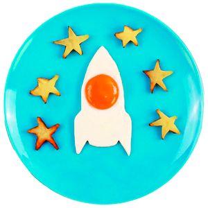 Форма для яичницы Space Egg