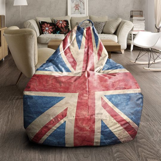 Кресло-груша Great Britain