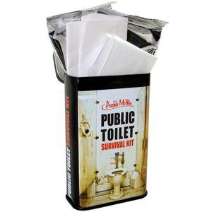 Набор для выживания в общественном туалете