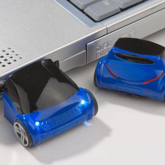Флешка Машинка с пультом 8 Гб