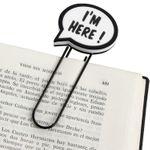 Закладка для книги I'm here