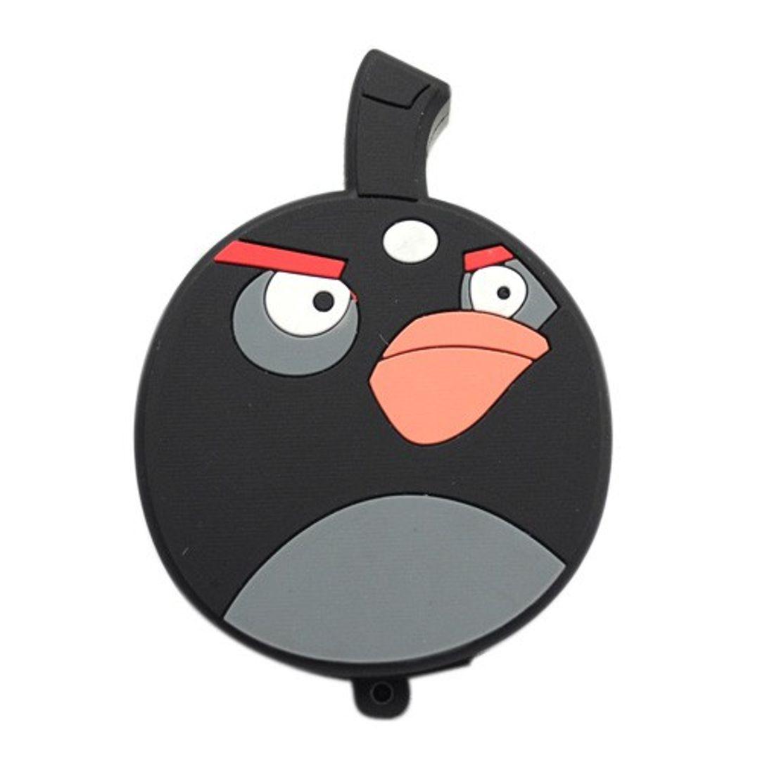 Флешка Angry Birds Черная птичка 4 Гб