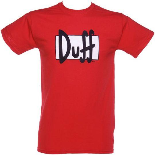 Футболка Duff Beer (мужская)