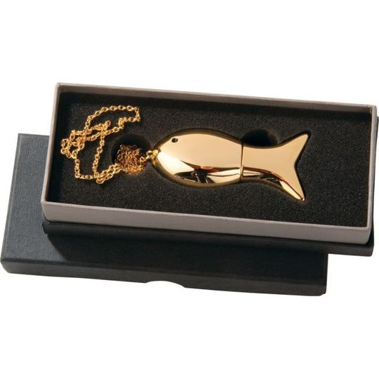 Флешка Золотая рыбка 8 Гб
