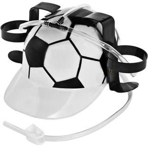 Пивная каска Футбольный мяч