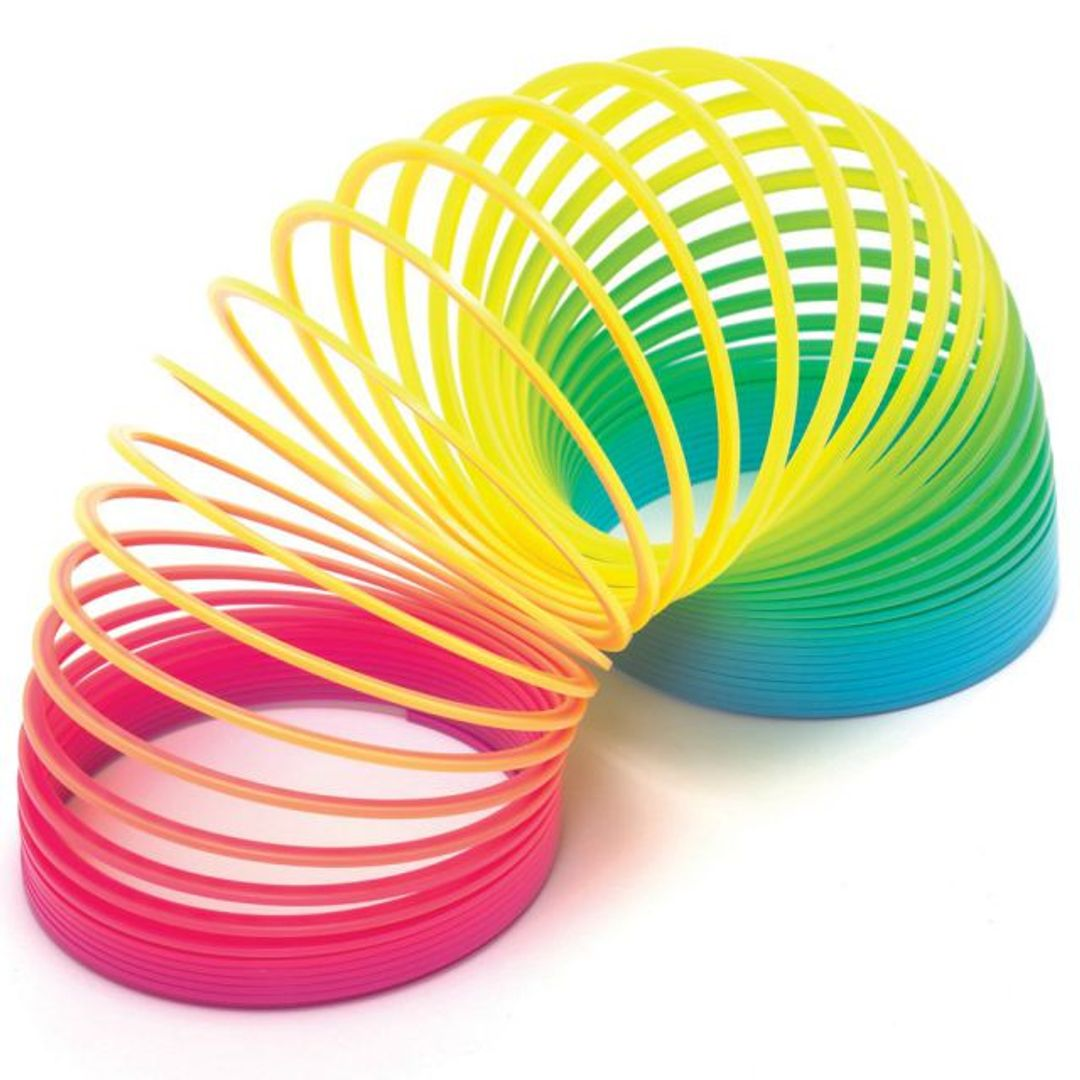 Пружинка Slinky Magic Rainbow Spring