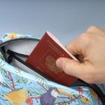 Сумочка для путешествий New travel kit New Funparrots
