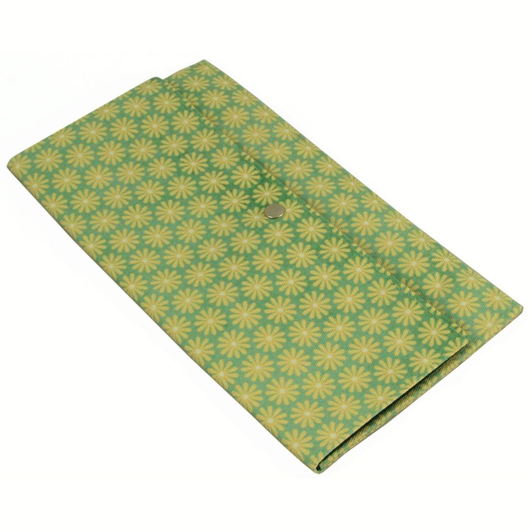 Набор для путешествий Yellow Green Конверт для путешествий