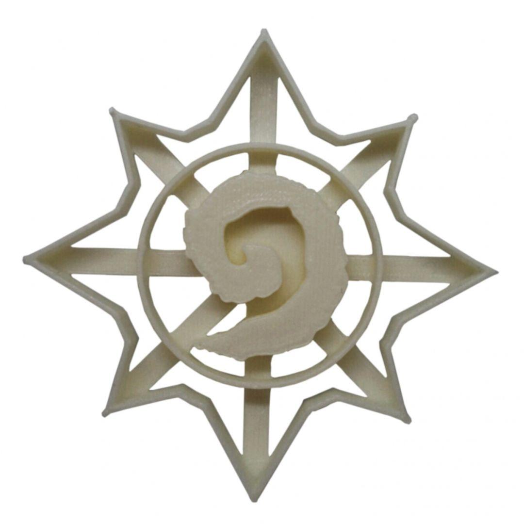 Форма для печенья Hearthstone (эмблема)