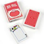 Блокнот Игральные карты Big Deal С упаковкой