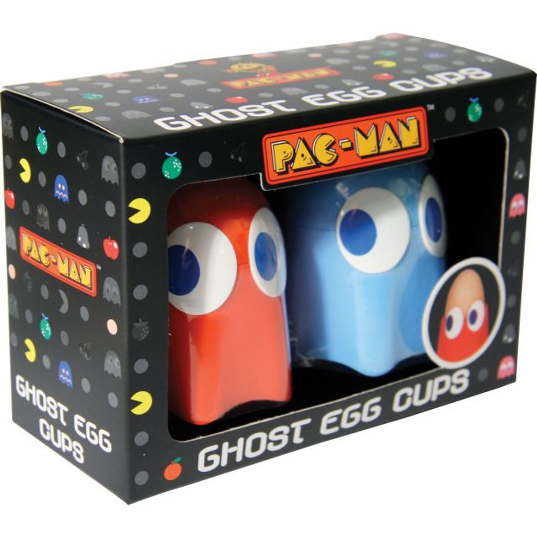 Чашки для яиц Pac-Man