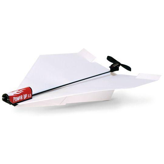 Электрический бумажный самолет Power Up 2.0