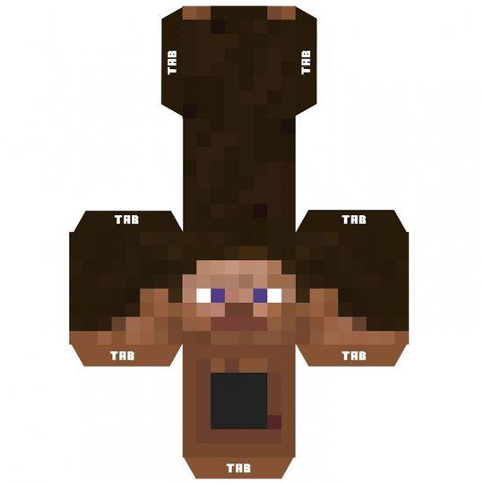 Маска Голова Стива Minecraft