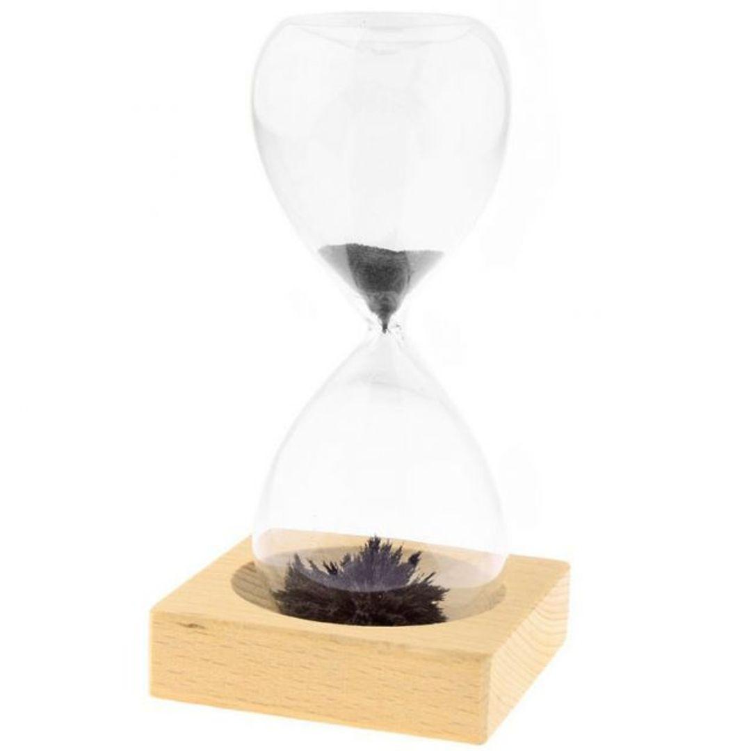 Магнитные песочные часы