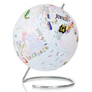 Глобус для разукрашивания Globe Journal