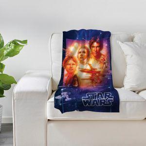 Плед Star Wars Эпизод 4