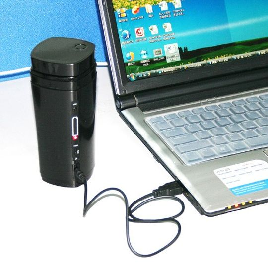 USB Нагреватель для банки кофе