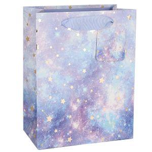 Подарочный пакет Starry sky (18 х 23 х 10 см)