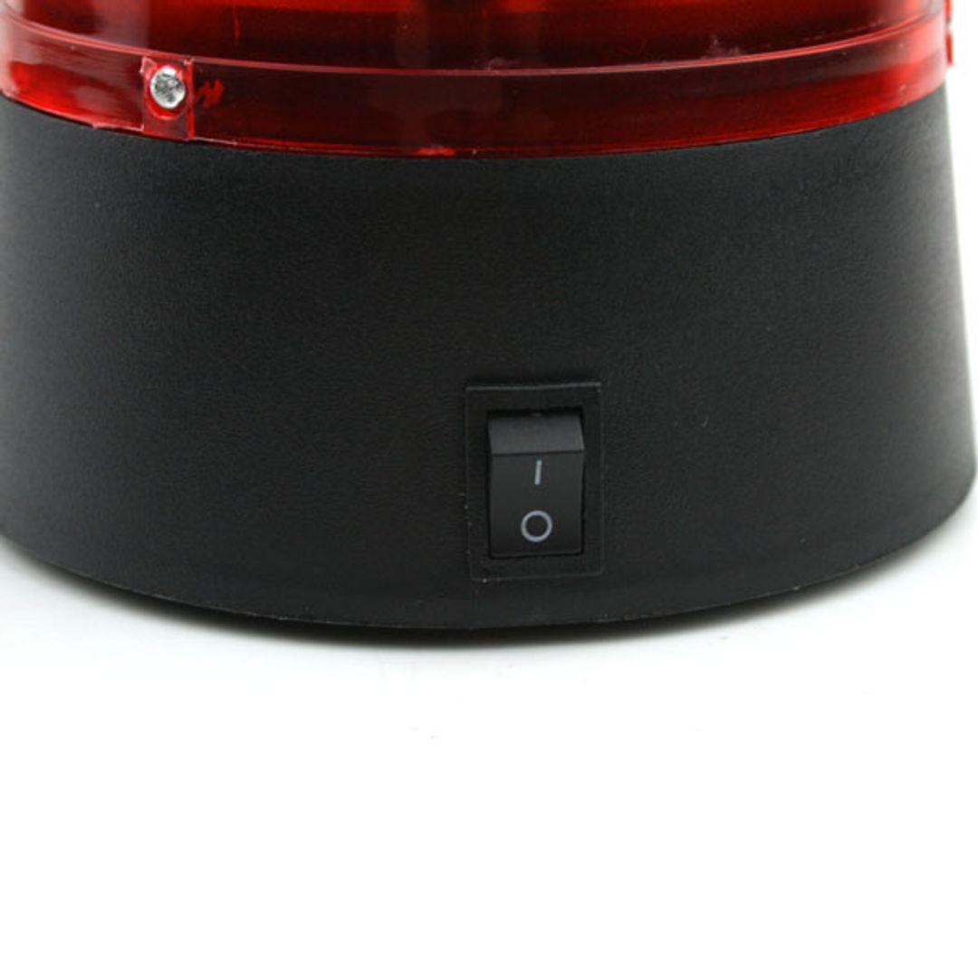 USB Мигалка Police light Кнопка включения
