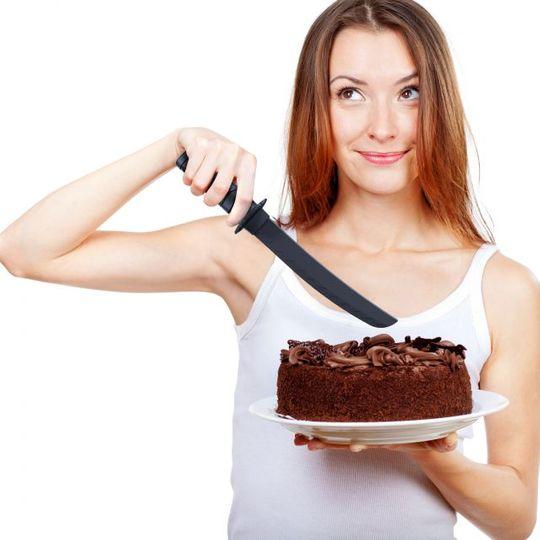 Нож для торта Катана Cake Samurai