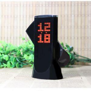Будильник с поворотным проектором времени на 180°