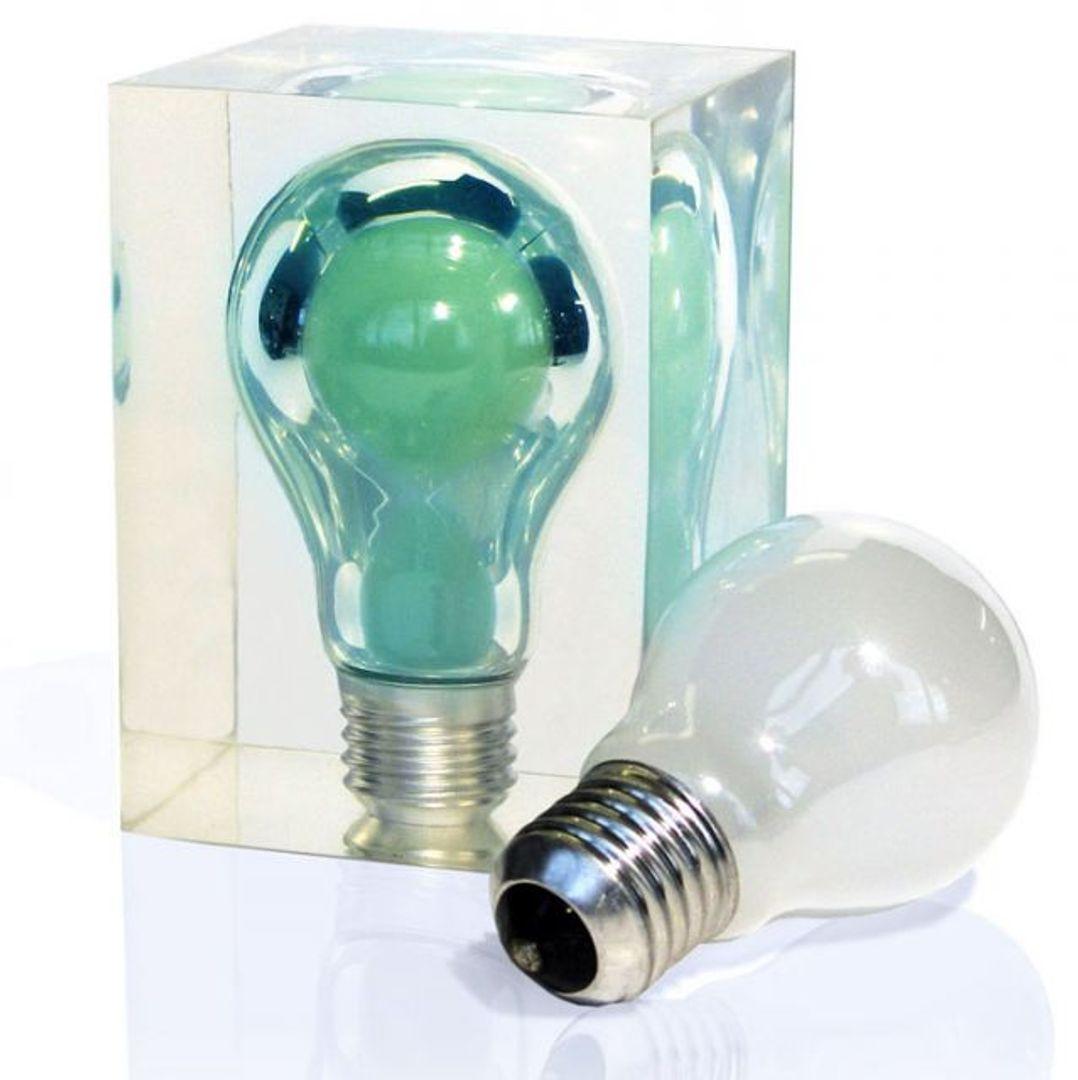 Фосфорная лампочка Glow Brick