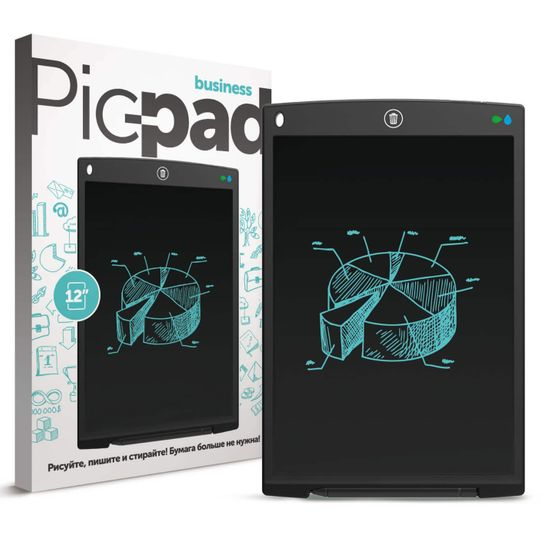 Планшет для рисования Pic-Pad с ЖК экраном Business